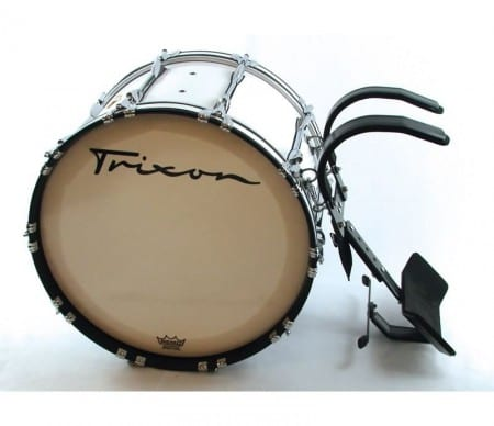 Field Series Marching Bass Drum 22×14