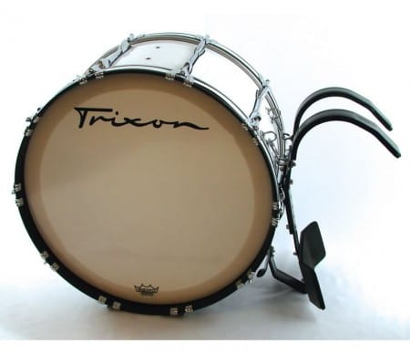 Field Series Marching Bass Drum 26×14