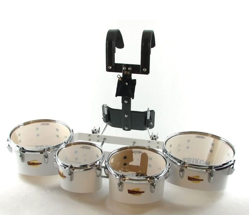 Field Series Tenor 4 Piece Marching Toms