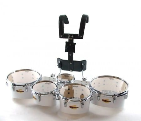Field Series Tenor 5 Piece Marching Toms