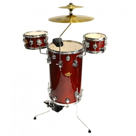 Trixon Cocktail Elite Drum Kit – Red Sparkle