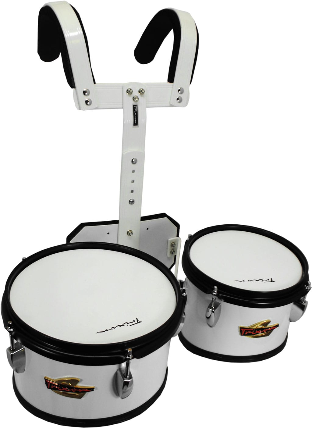 field series ii marching toms   trixon acoustic drum sets cocktail drum kits