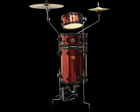 Trixon Vertikalen Cocktail Kit – Stainless Crimson