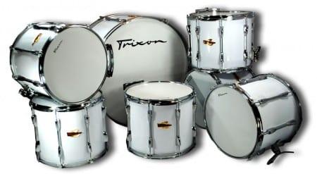 Trixon Field Series II Marching Drums – King Set