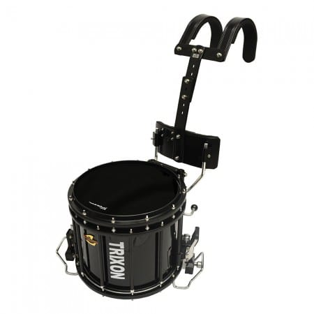 Field Series Pro Marching Snare Drum Black Polish