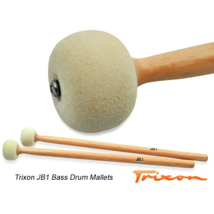 JB1 Bass Drum Mallets – Small